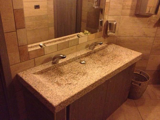 Top bagno roi graniti group s r l - Top bagno okite ...
